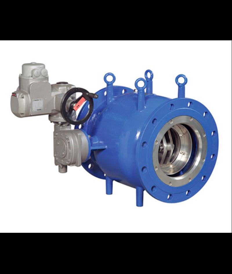 VAG RIKO® Плунжерный регулирующий клапан