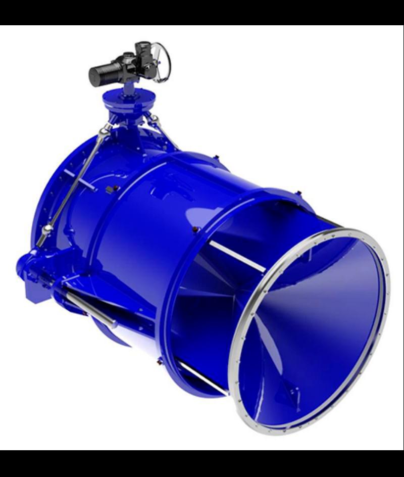 VAG KSSplus Выпускной клапан с полой струёй