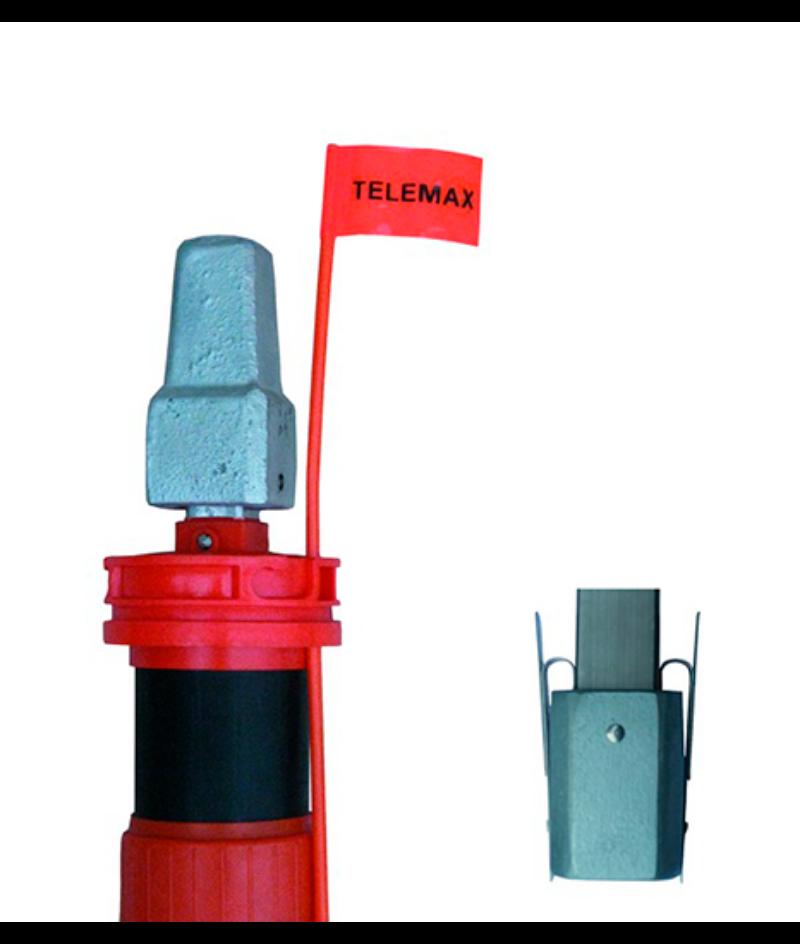 VAG TELEMAX®KLICK-FIX шток горячеоцинкованный