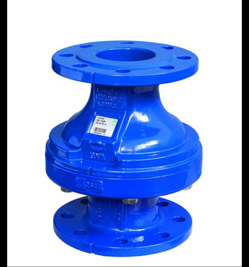 VAG TOP-STOP® Мембранный обратный клапан
