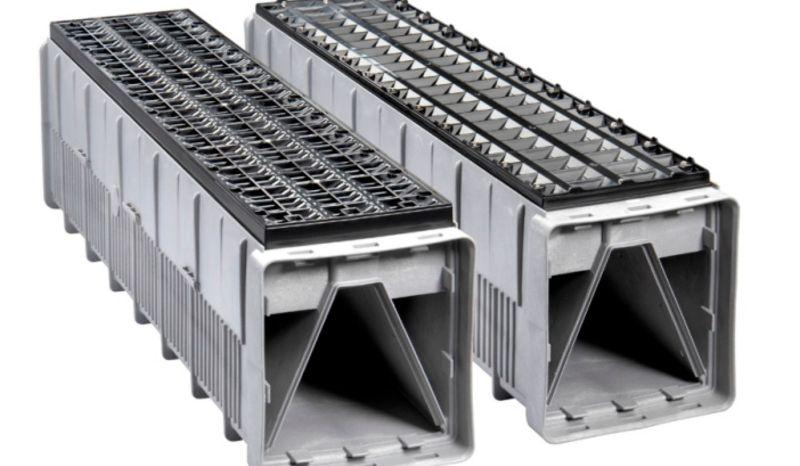 Дренажные системы фильтров Leopold