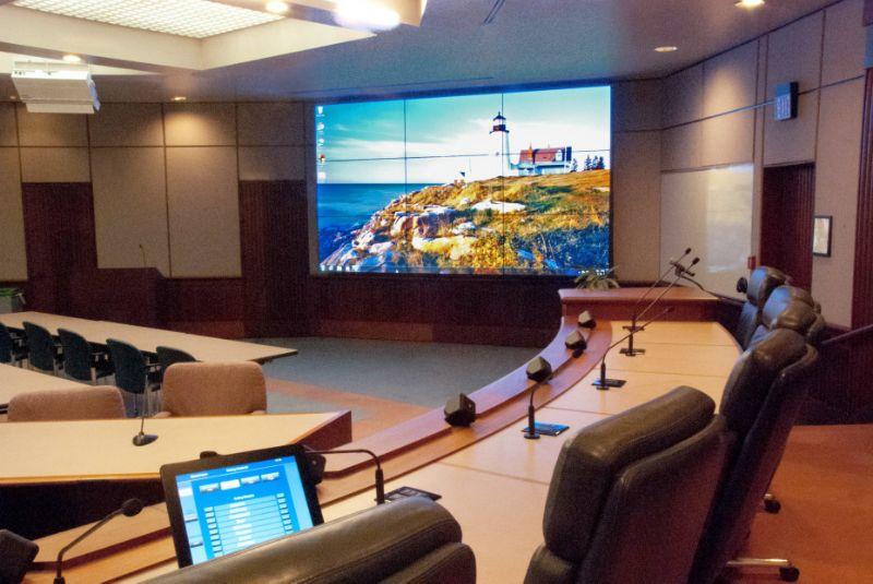 Оборудование для конференц зала