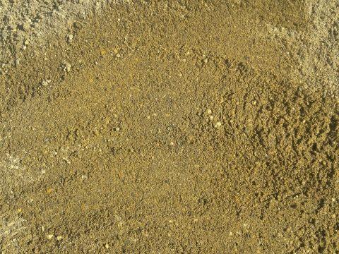 песок крупнозернистый 0-5