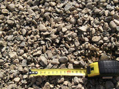 Щебень твёрдый бетонный белореченский 5-20