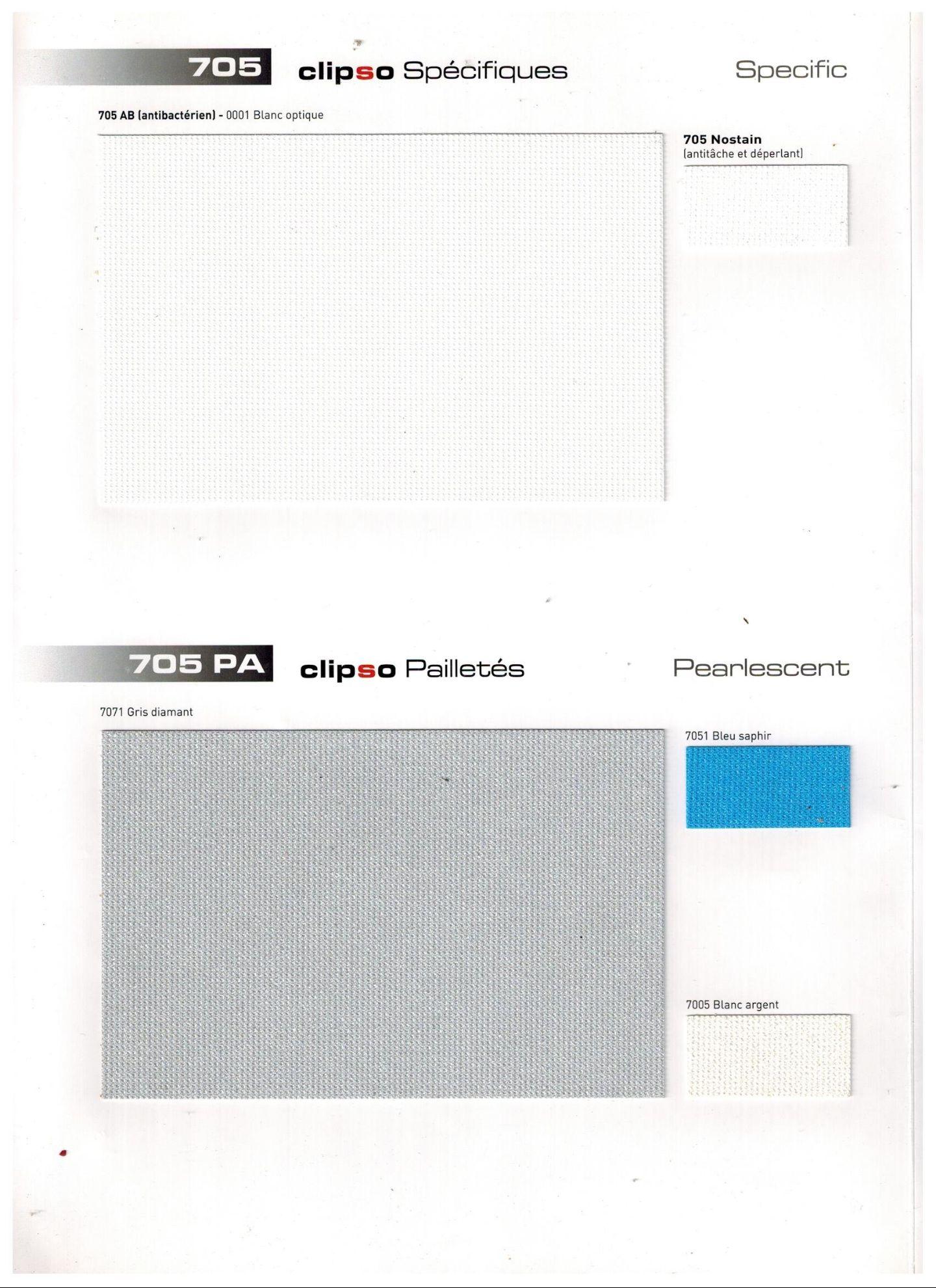 Перламутровые тканевые натяжные потолки Клипсо каталог антибактериальных полотен