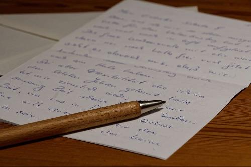 Сопроводительное письмо.