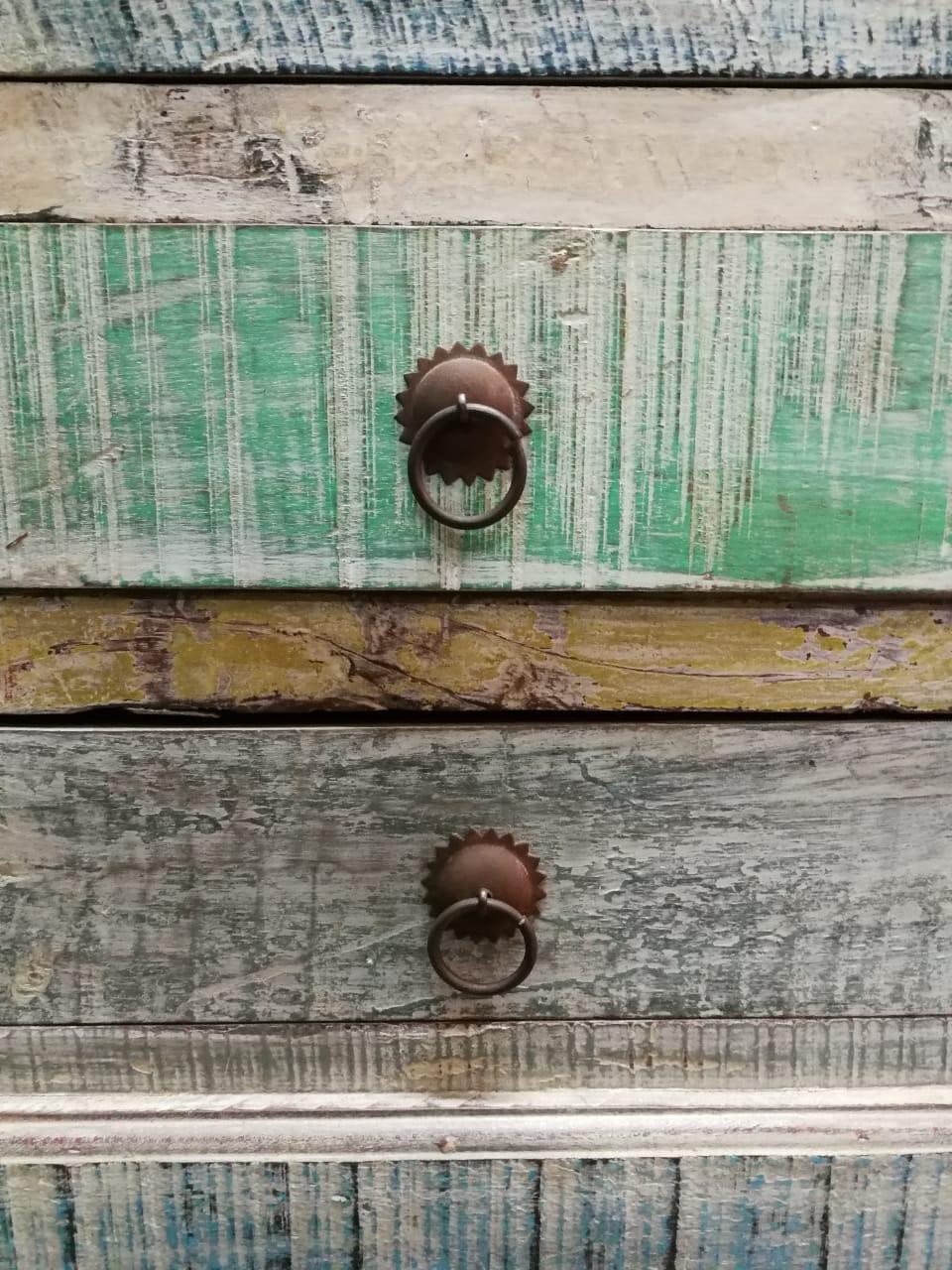 """картинка Шкаф со стеклом GH-14 от магазина """"Бохо-Деко"""""""