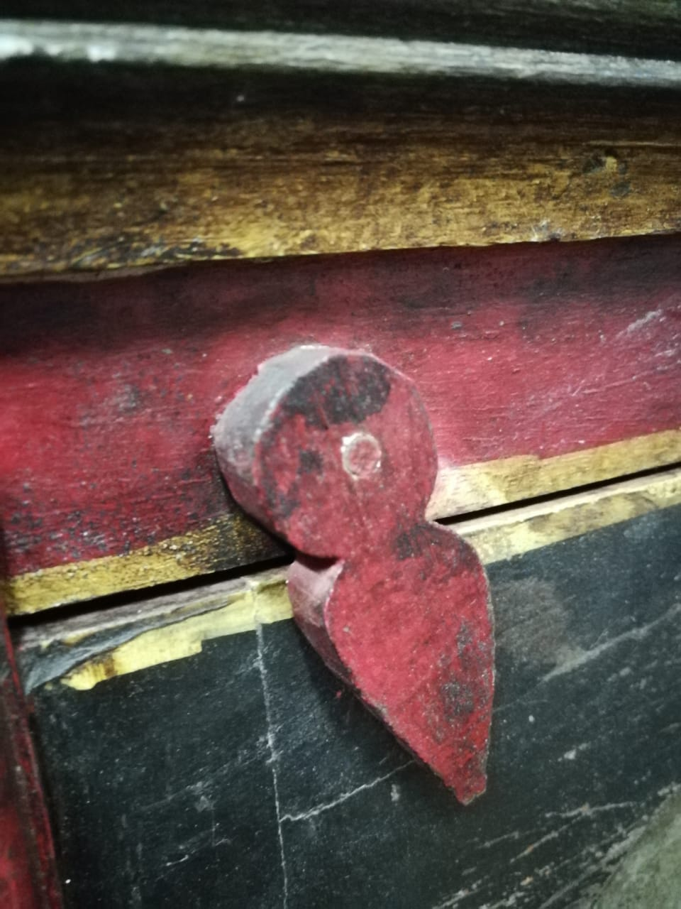 """картинка Шкаф деревянный GH-17 от магазина """"Бохо-Деко"""""""