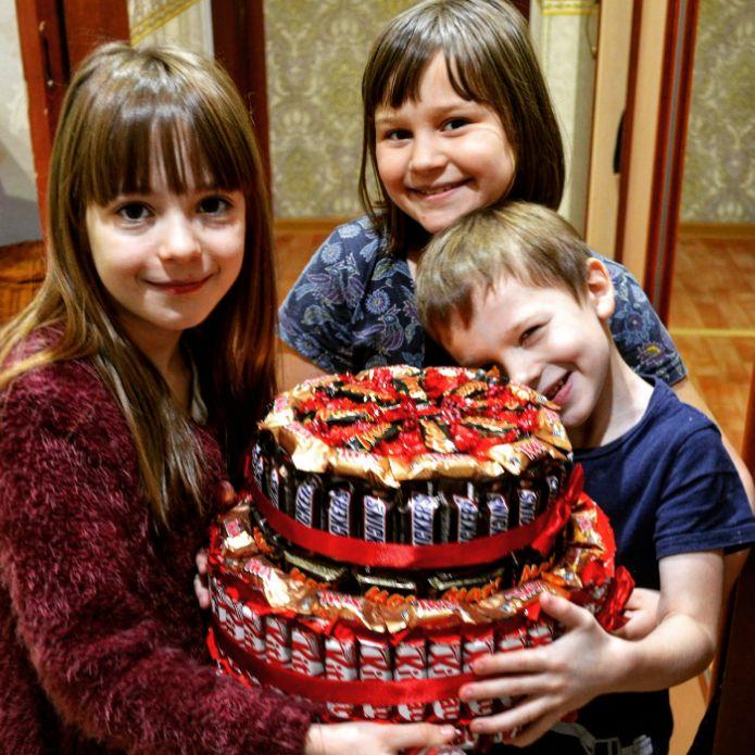 Подарки на день рождения Пермь