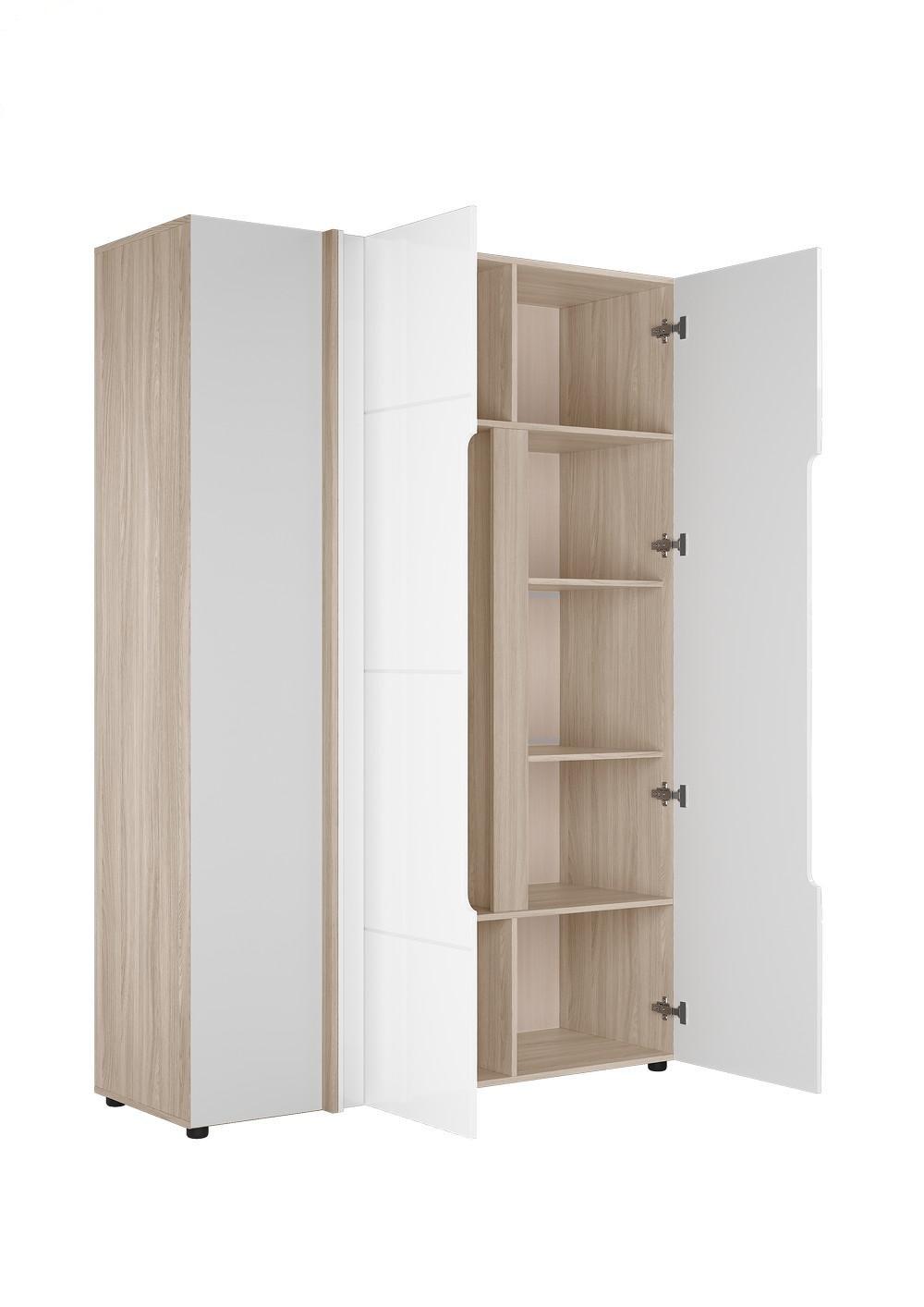 Палермо 3 Шкаф угловой 90 от магазина Мебелол