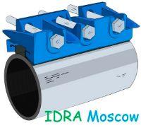 ремонтный хомут IDRA