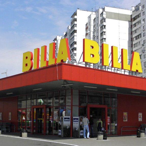 BILLA.