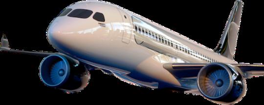 На самолете на Кавказ