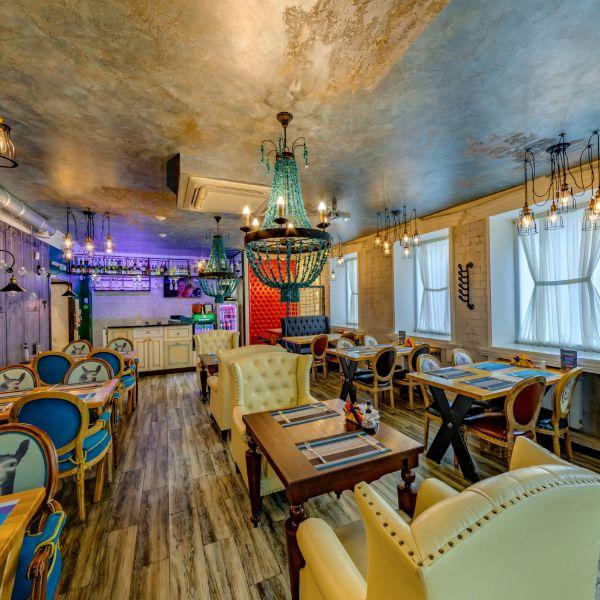 3D виртуальный тур Ресторан китайской кухни И-РИС г. Благовещенск