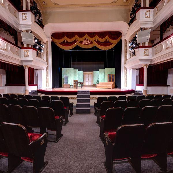 3D виртуальный тур Амурский областной театр драмы 3D панорама обзор 360 градусов