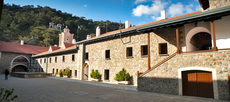 Киккский монастырь на Кипре