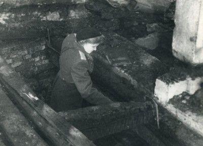 Федотова А.М. Фото начала 50-х годов