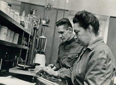 Смирнова Н.П. (фото 1965 г.)