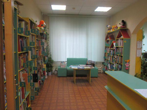 Библиотека № 148 им. Ф.И. Тютчева (Балаклавский пр-кт, 12к3)