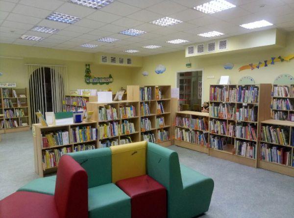 Библиотека № 140 (Липецкая ул., 54/21с1)