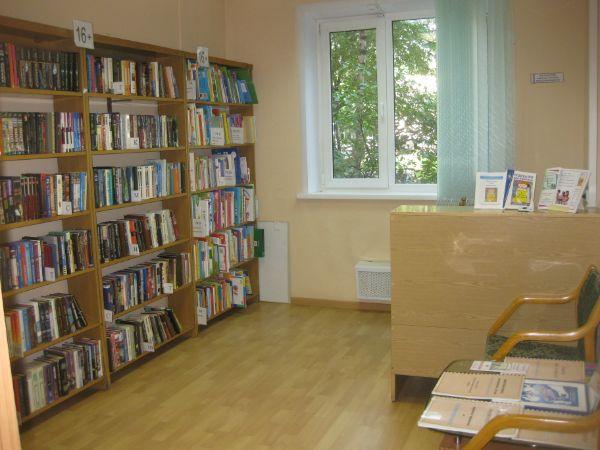 Библиотека № 150 (Ключевая, 10к2)