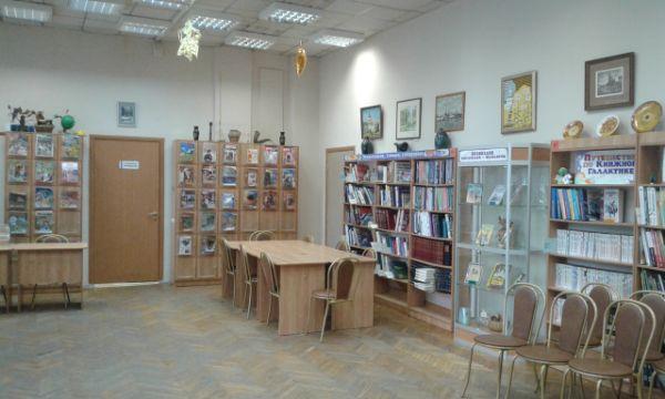 Библиотека № 147 им. С.С. Орлова (Домодедовская, 44)