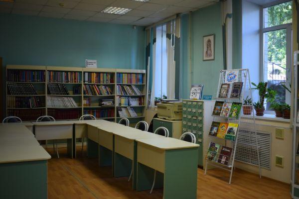 Библиотека № 165 (пр-т Андропова, 17к1)