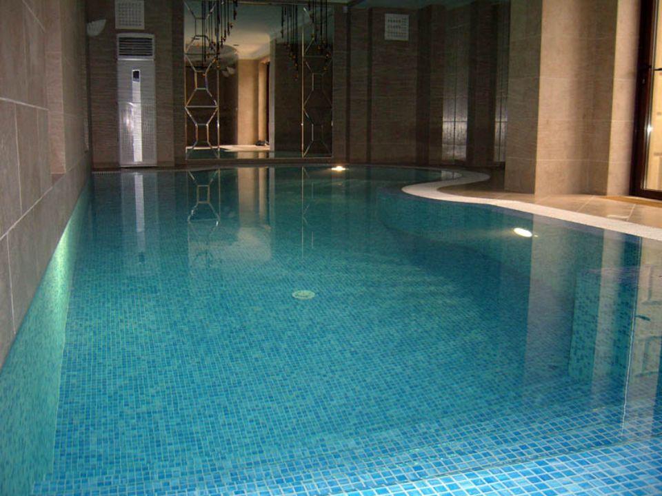 Переливной бассейн