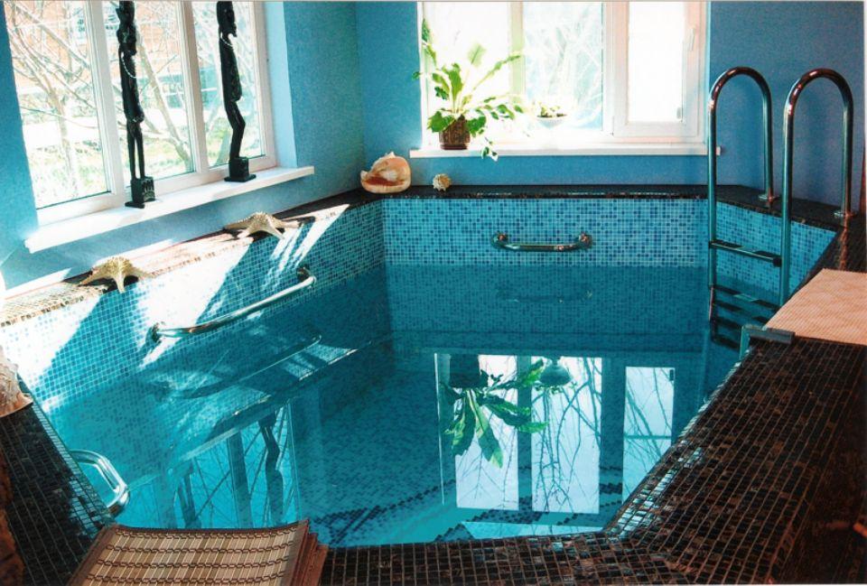 скимерный бассейн