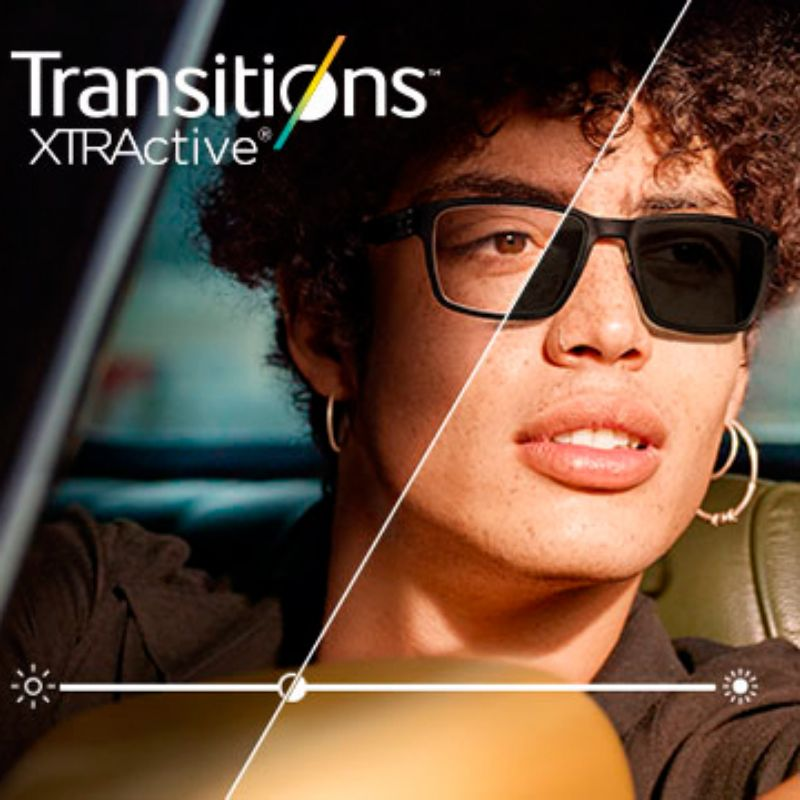 TRANSITIONS® XTRACTIVE® Le Perle