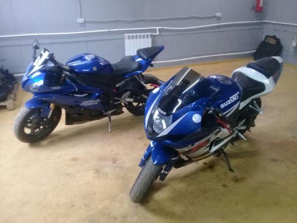 Обслуживание мотоциклов