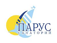 Санаторий парус лого