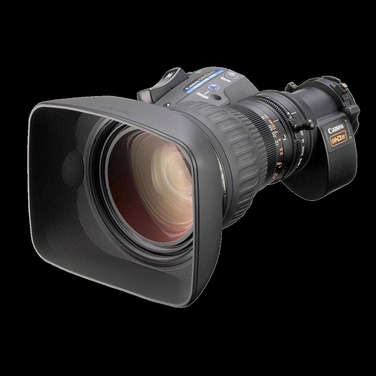Аренда длиннофокусного телевизионного объектива Б4 B4 для трансляции