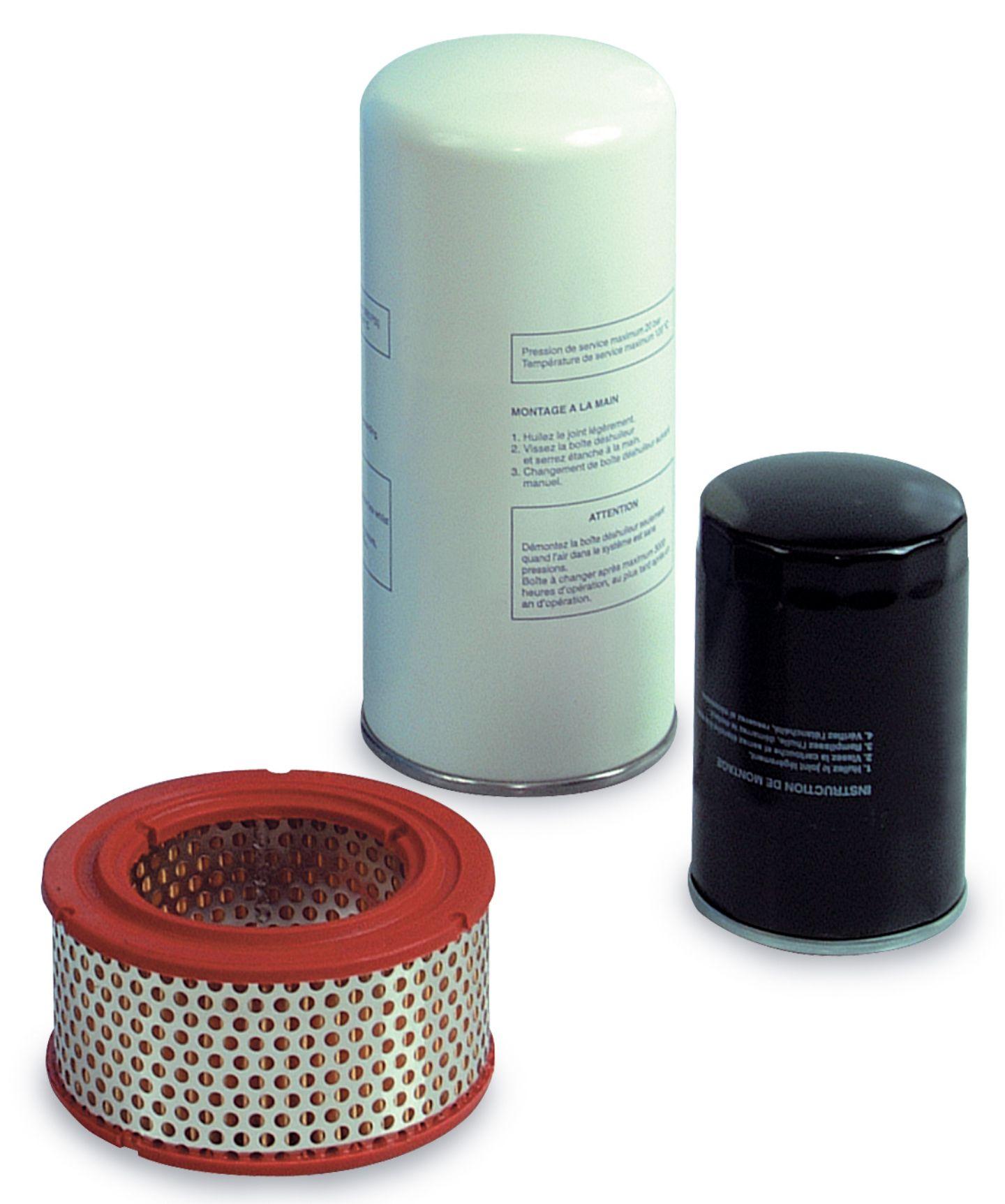 Набор фильтров компрессора (Set)