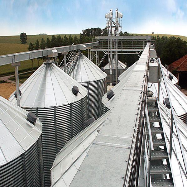 МЕПУ MEPU производитель оборудования для послеуборочной обработки зерна