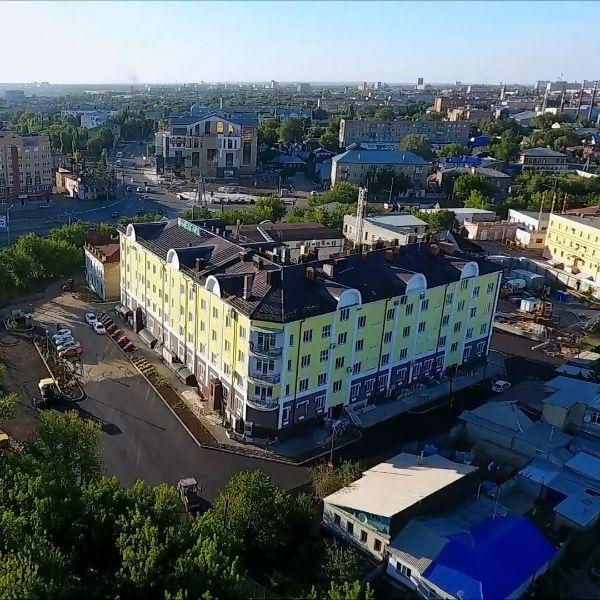 ГКБ Городские Клинические Больницы Оренбурга
