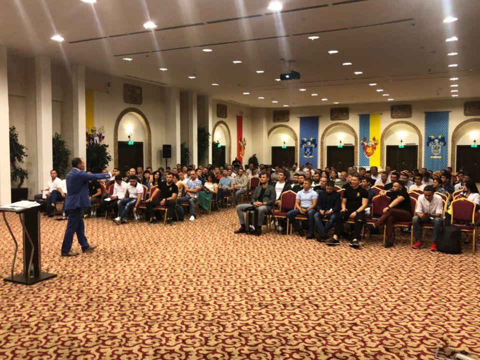 Презентация WSB в Сочи