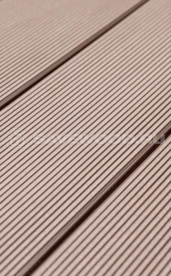 картинка Террасная доска SAVEWOOD /SW Abies /Терракот/ 141/27 мм от магазина ЛамаДек