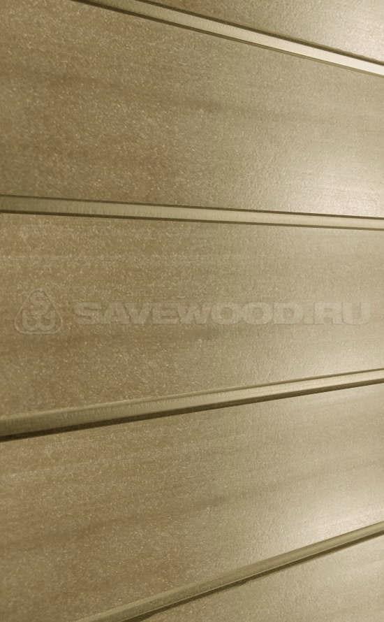 картинка Декоративные заборы SAVEWOOD /SW Agger БРАШ./Тик/ 212/28/4000 мм от магазина ЛамаДек