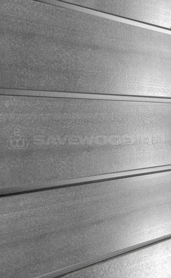 картинка Декоративные заборы SAVEWOOD /SW Agger БРАШ./Серый/ 212/28/4000 мм от магазина ЛамаДек
