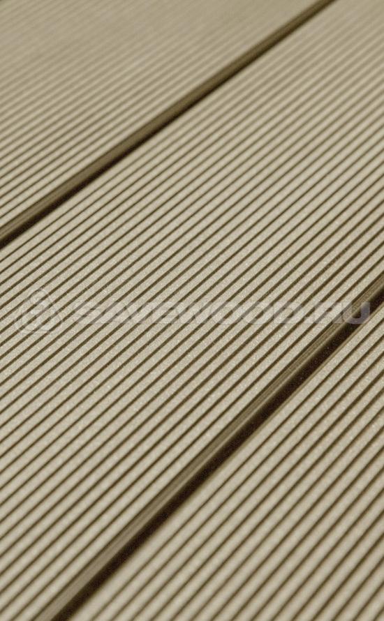 картинка Террасная доска SAVEWOOD /SW Abies /Тик/ 141/27 мм от магазина ЛамаДек