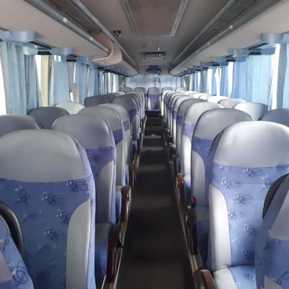 Аренда автобуса King Long (47 мест)