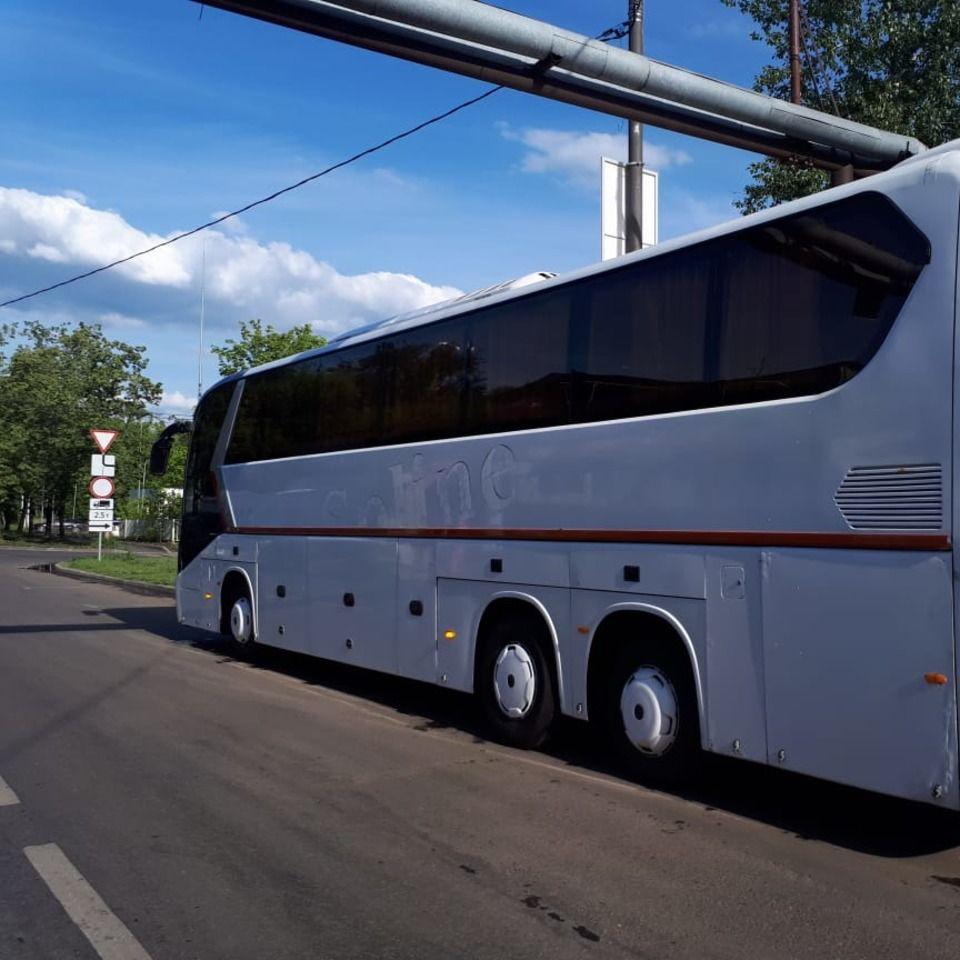 Аренда автобуса King Long (57 мест)