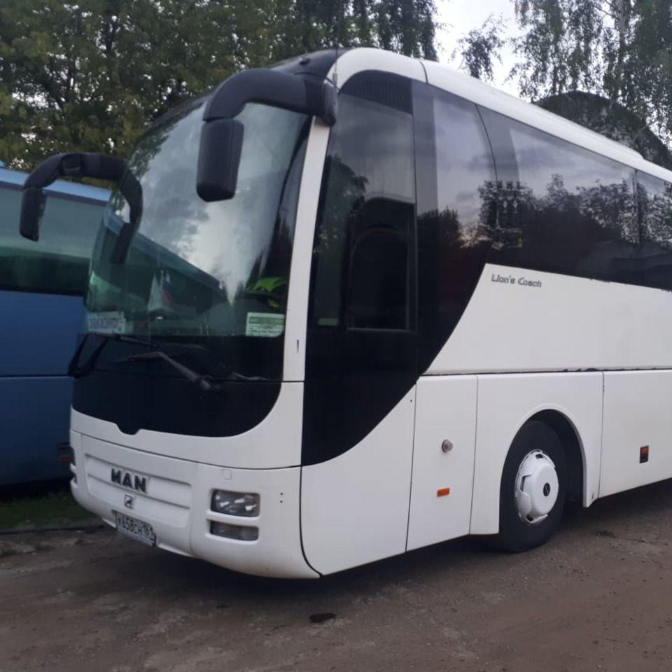 Аренда автобуса MAN (57 мест)