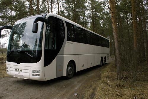 Аренда автобуса для путешествий