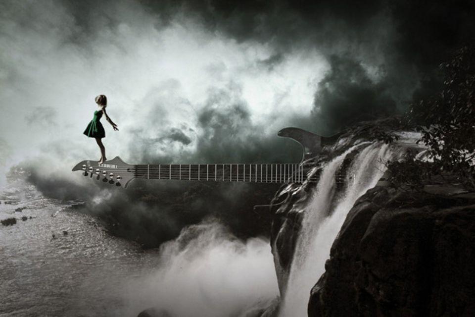 Сюрреалистический фото-арт! Школа раскрытия творческого потенциала Арт-Поток