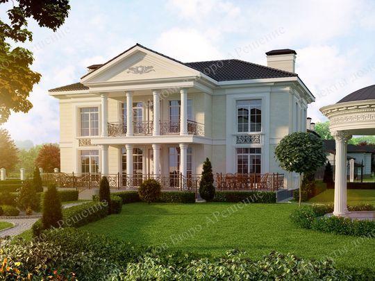 Проект дома Классика - цена проекта