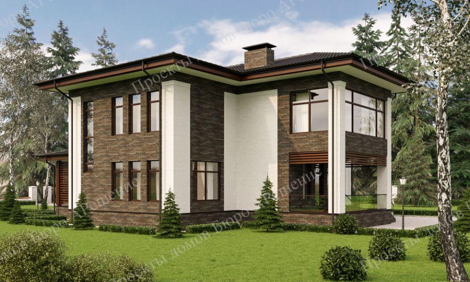 Проект дома Палермо