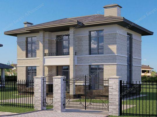 Проекты домов площадью до 200
