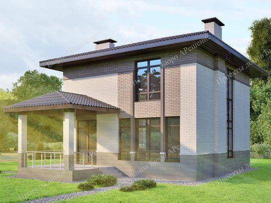 Проект дома 200